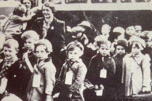 1939-Evacuation-of-children