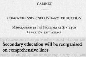 1965 Cabinet