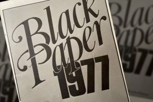 1977 Black Paper