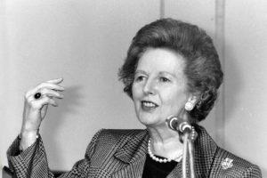 1987 Thatcher
